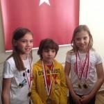 Sporcularımız Madalyaları Topladı