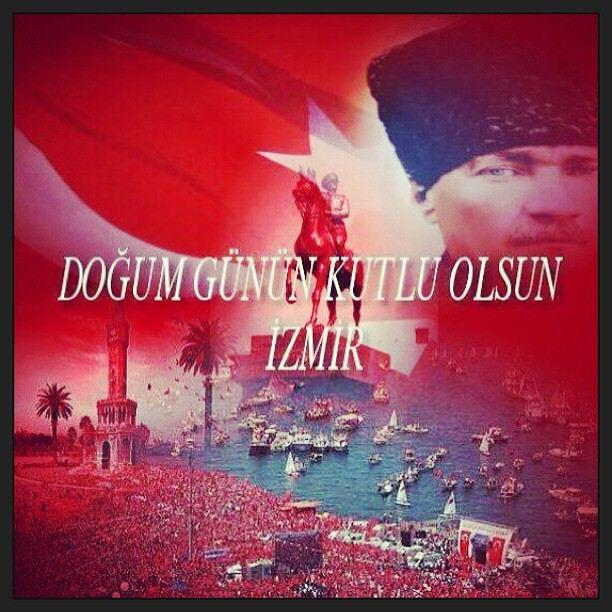 Doğum Günümüz Kutlu Olsun İzmir