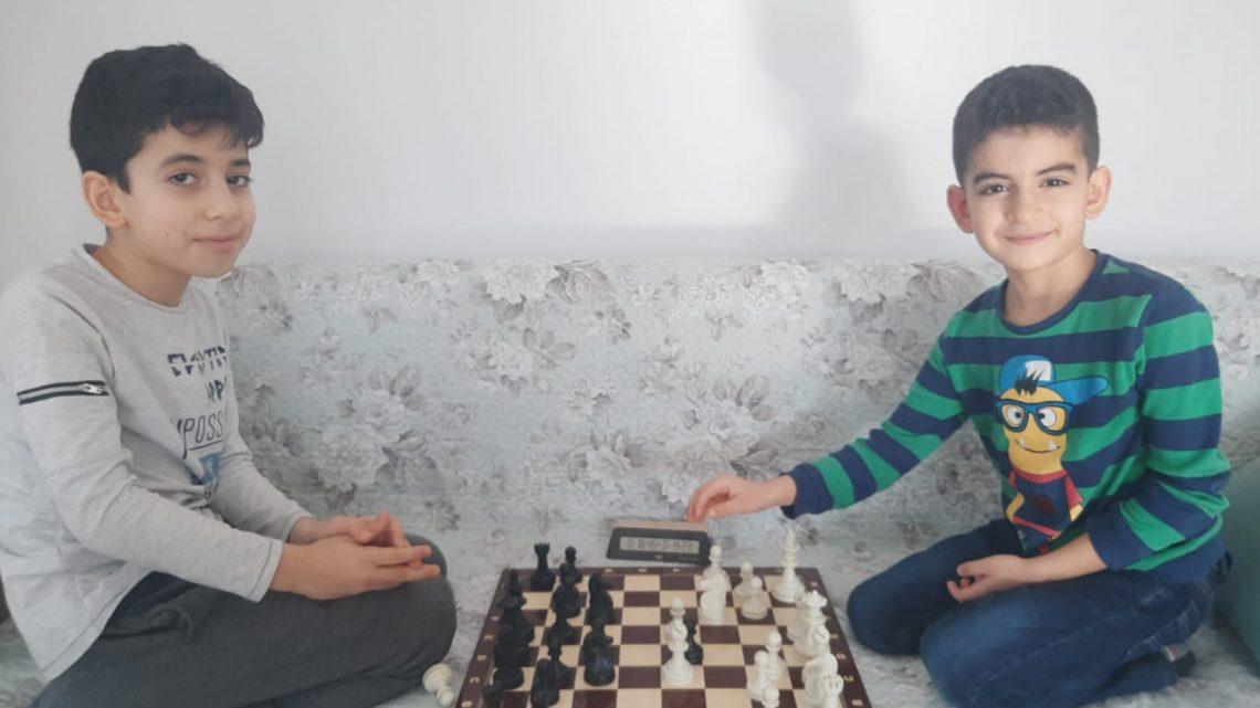7 Yaşındaki Sporcumuz Ata Alaşahin 10 Yaş Altında Madalya Kazandı