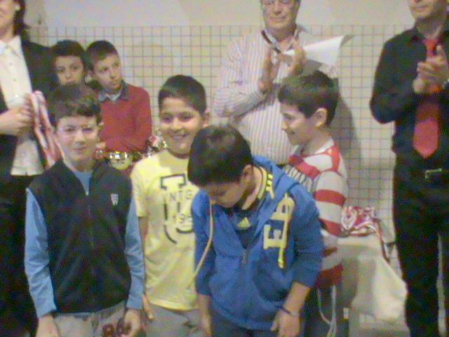 İzmir Çocuk Liginde Grubumuzda İkinci Olduk
