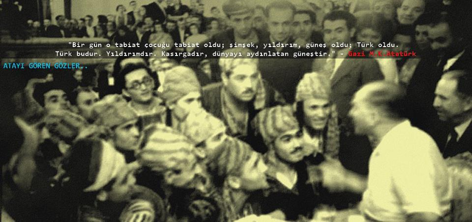 10 Kasım: Atatürk'lü Bir Gün