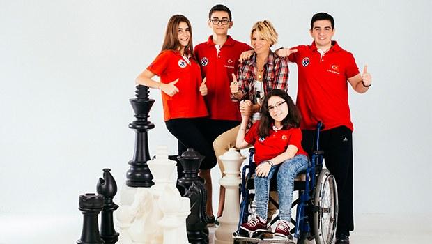 Ayşe Arman'ın Genç Milli Sporcularımızla Söyleşisi