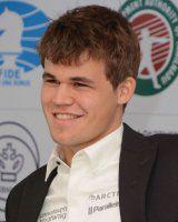 Dünya Şampiyonu Magnus Carlsen