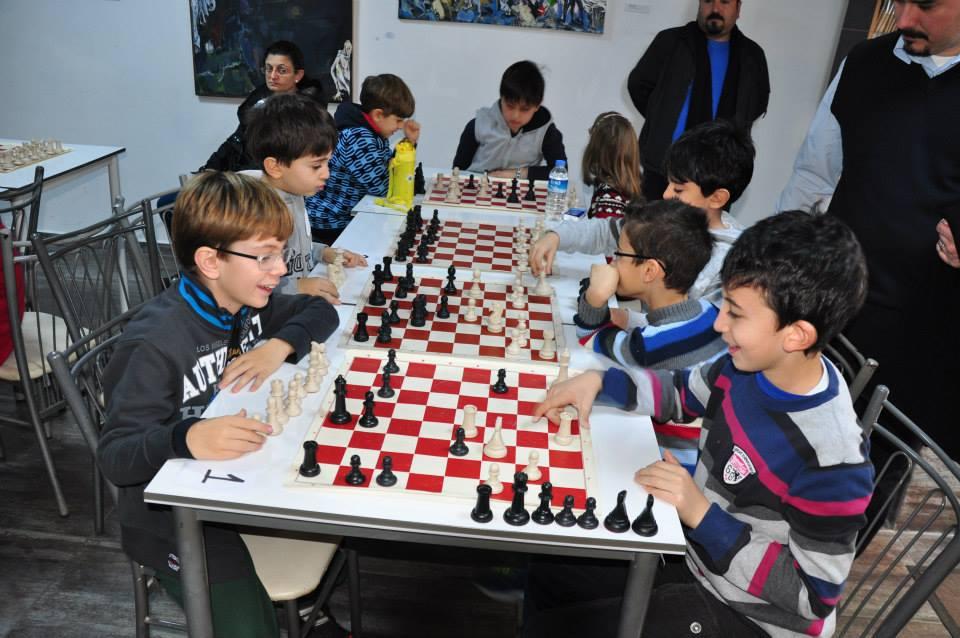 Efes Art Geleneksel Dostluk Turnuvamız