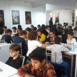 Geleneksel Efes Art Dostluk Turnuvamızı Yaptık