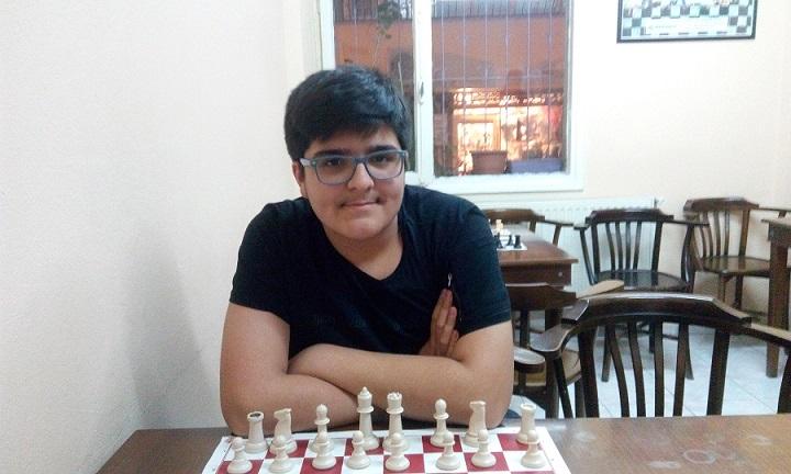 14 Yaş Genel Kategorisi İzmir Sekizincisi Sporcumuz Yiğit Taşoğlu
