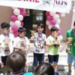 Yusuf Can Başer İkincilik Kupa ve Madalyası Kazandı